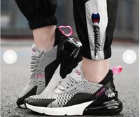 Chaussures sport femme fashion coussin d'air confortable aérée du 36 au 41 NEUF
