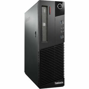LENOVO M83 SFF Intel  i7-4770  @3.4GHz  8 / 16GB  NEW 240 / 480GB  W10P