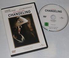 Changeling - Angelina Jolie; John Malkovich (DVD; 2008) *VENDITA / OTTIMO*.