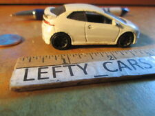 MATCHBOX White HONDA CIVIC TYPE R - SCALE 1/64.- LOOSE! NO BOX! - DIORAMAS!