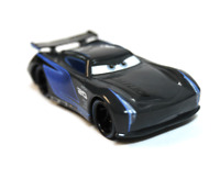 Disney Pixar Cars Jackson Storm 1:55 Die Cast New without the store package USA