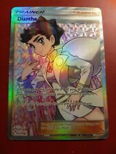 Diantha 130/131 Forbidden Light  - Full Art Ultra Rare Near Mint Pokemon Card