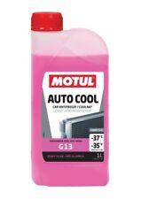 Liquido Refrigerante Motul Auto Cool G13 -37°c - 1 lt