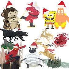Handmade 3D Pop Up Christmas Cards UK Seller