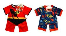 New Build a Bear Incredibles 2 Clothes Set - Costume and Sleeper