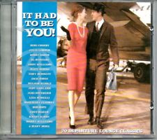 It Had To Be You, 20 Departure Lounge Classics  CD