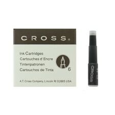 Cross Ink Cartridges - Pack of 6 (Various Colours)