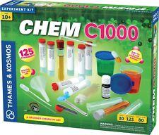 Thames and Kosmos Chem C1000 Chemistry Science Kit