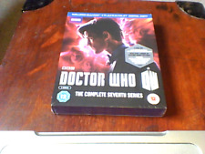 Doctor Who Series 7 Complete UK Blu-ray 5-Disc Set 2013 Matt Smith Karen Gillan