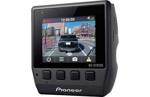 Pioneer ND-DVR100 Recorder Dash Cam 1080 HD Camera GPS Tracking Collision Sensor