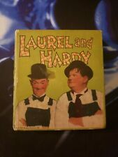 Laurel And Hardy 1934 Big Little Books No 1086 FN Good Condition Collectible