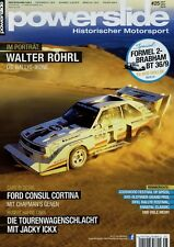 Powerslide Nr 25/2013 Brabham BT 36/9 Consul Cortina Lotus Walter Röhrl