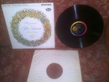 SP 8551 Rare 1961/2 UK Capitol STEREO Glazounov The Seasons Robert Irving