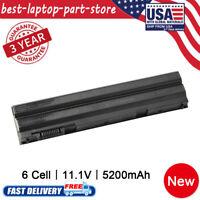 6 Cell T54FJ E6420 Battery For Dell Latitude M5Y0X E5420 E6430 E6520 8858X FAST