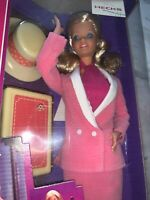 Vintage DAY-TO-NIGHT BARBIE doll NRFB 1984 Mattel No. 7929 HECKS Store. CLEAN