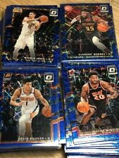 2017-18 DONRUSS OPTIC BLUE VELOCITY PRIZM INSERTS - CHOOSE FROM LIST