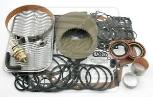 Fits Chevy TH400 Turbo 400 Hi Performance Transmission LS Rebuild Kit Level 2