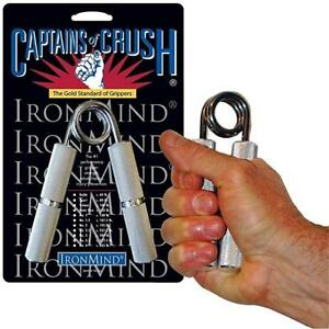 Ironmind Captains of Crush Gripper (All Numbers) - Ultimate Grip Training Tool