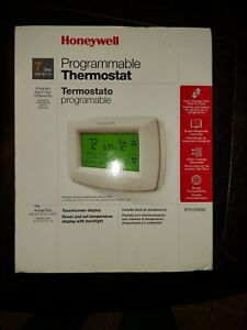 Honeywell programmable thermostates