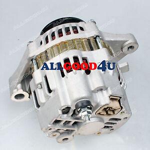 New Alternator 1C010-64010 A7TA1677 12V 45A for Kubota Tractor Mitsubishi