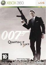 007 QUANTUM OF SOLACE             -----   pour X-BOX 360  ----