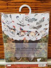 New listing Fluffy Layers Egg Collecting Apron New