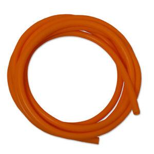 Dupla Tuyau en Silicone CT2 2m Orange Pour Pompe Doseuse Ou Luftzuleitung