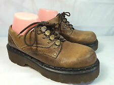 Men's Women's Dr. Doc Martens MIE Lace Oxford Pulley Eyelets 8579 AW 004 Sz. 6