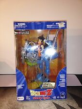 """Dragonball Z STOMP CYCLE Vehicle w/ Goku Action Figure """"Please Read"""""""