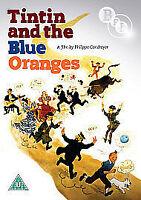 Tintin and the Blue Oranges: REGION 2 DVD Jean Bouise, Jean-Pierre Talbot