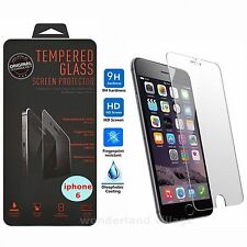 """New Premium Real Tempered Glass Screen Protector for Apple 4.7"""" iPhone 6"""
