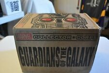 MARVEL COLLECTOR CORPS GUARDIANS OF THE GALAXY BOX  GUARDIANS SCARF, ROCKET, MUG