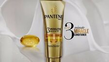 GENUINE Pantene 3 Min Miracle Moisturising Conditioner 3 x 180ml Fast Shipping!!
