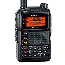 YAESU FT1XD Dual band D/A 144/430MHz Handy transceiver 5W output Fast Shipp JPN