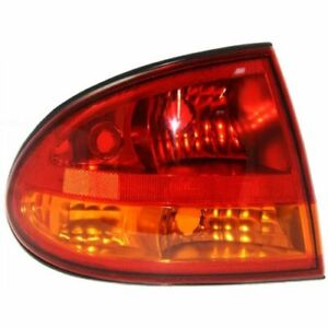 New GM2800148 Driver Side Tail Light for Oldsmobile Alero 1999-2004