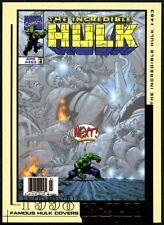 463/4/1998 #FC42 Hulk Film & Comic Famous Covers 2003 Upper Deck Trade Card C888