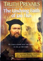 Truth Prevails The Undying Faith of Jan Hus Christian Documentary NEW DVD