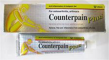Counterpain Plus Anti-Inflammatory Analgesic Gel 50g RELIEVES MUSCULAR PAIN