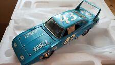 Richard Petty #43 Franklin Mint 1970 Plymouth Roadrunner Superbird 1:24 Scale