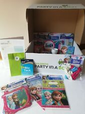 Disney Frozen Party Supplies Party in a Box