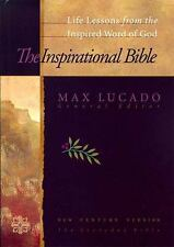 The Inspirational Study Bible New King James Version: Life Lessons from the Ins