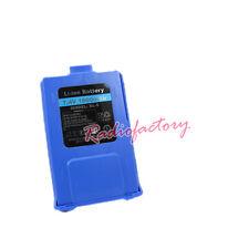 Blue BaoFeng UV-5R Dual Band radio battery 1800mah 7.4V Li-ion BL-5 UV5