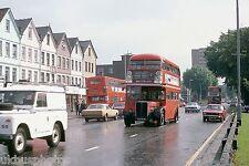 London Transport RT3871 Lewisham Aug 1978 Bus Photo