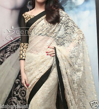 Veeraa Saree Exclusive Beautiful Designer Bollywood Indian Partywear Sari  115