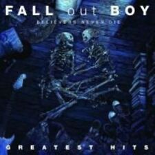 Believers Never Die: The Greatest Hits by Fall Out Boy (CD, Nov-2009, Island (L…