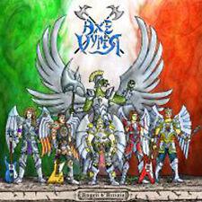 AXEVYPER - Angeli D'Acciaio - CD - 163746