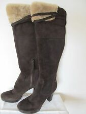 UGG Women's Boots Java brown genuine detailed gorgeous New boots size 10