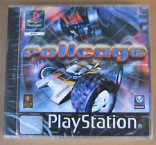 Videogame Rollcage Playstation 1 PS1 PSX PSONE NEW & SEALED SIGILLATO 1st print