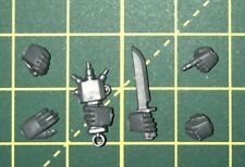 Sternguard Hands and weapons Warhammer 40K Space Marine Bits