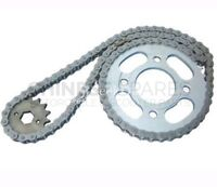 Yamaha YBR125 05-06 Chain And Sprocket Kit (14T-45T-118L)